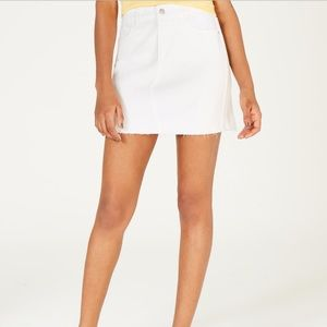 Celebrity Pink Juniors Denim Mini Skirt